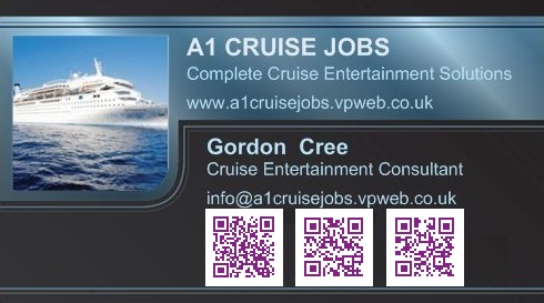 Gordon Cree A1 Cruise Jobs