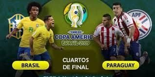 مشاهدة مباراة البرازيل وباراجواي بث مباشر اليوم 28-6-2019 في كوبا امريكا 2019