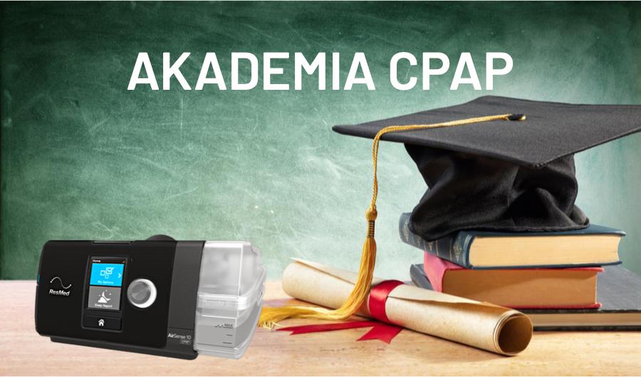 Akademia CPAP - wsparcie dla sklepów sprzedających CPAP