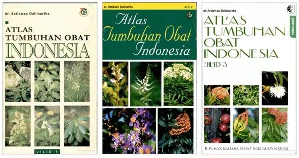 Buku Tumbuhan Obat Indonesia