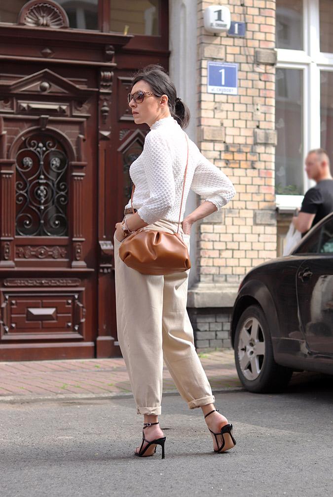 modne stylizacje torebki