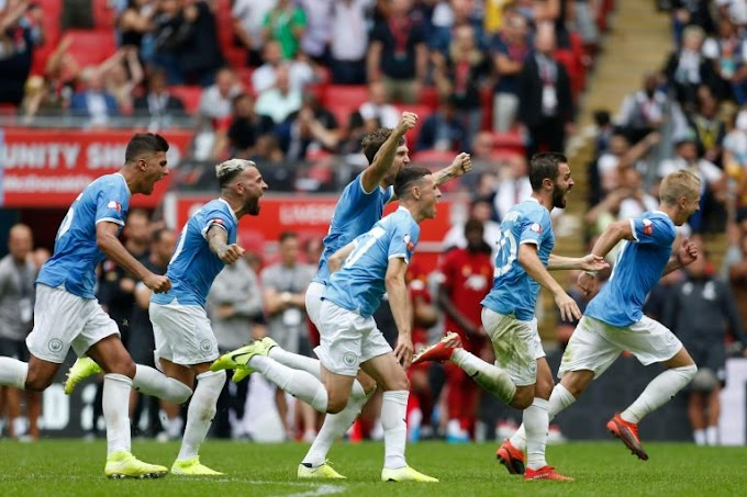 Manchester City likely to face Liverpool at Wembley