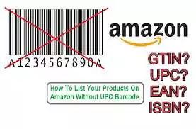 GTIN exemption on Amazon-UPC-EAN-ISBN Kya hota hai-Category Approval on Amazon in Hindi