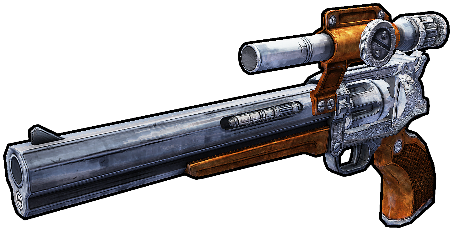 Borderlands 2 Weapon Loot Guide: Jakobs