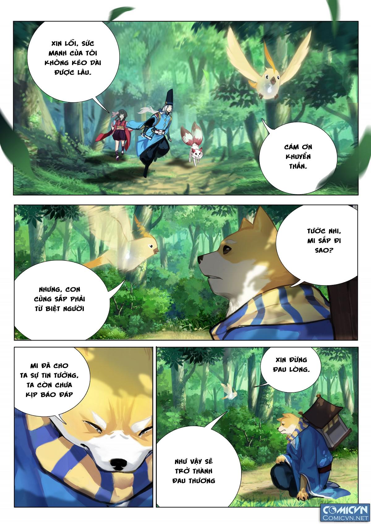 Onmyoji - Âm Dương Sư manga