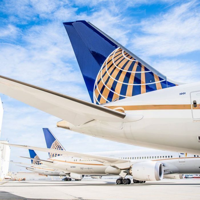 United Boeing 787 Made Emergency Landing After Suffering Captain's Windshield Crack