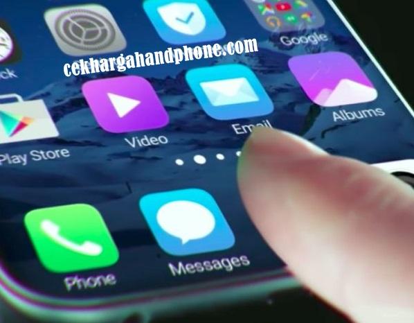 Vivo XPlay 7 Akan Memakai Fingerprint di Layar