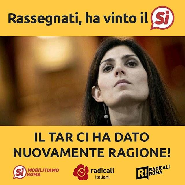 Referendum Atac: il TAR dà ragione ai Radicali