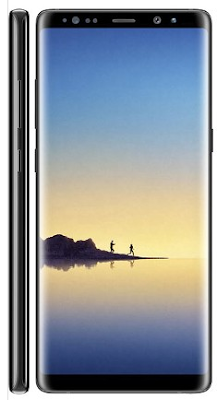 Galaxy Note 8 özellikleri