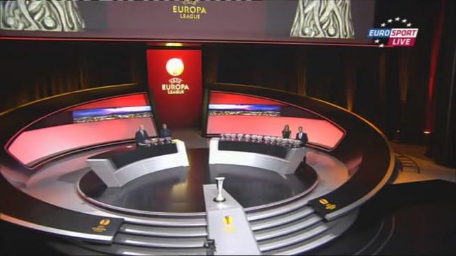 Video: Bốc thăm vòng Tứ kết Europa League 2011/2012