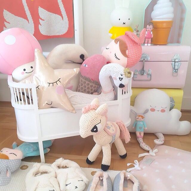mini lit de poupée little stuff