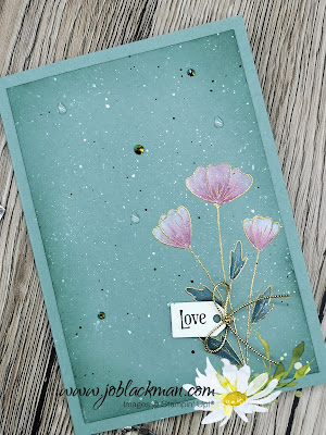 Flowers of Friendship, Stampin' Up!