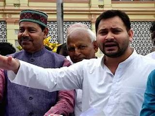 एक्शन में तेजस्वी यादव, बिगड़ती कानून व्यवस्था को लेकर RJD नेताओं के साथ राज्यपाल से करेंगें मुलाकात