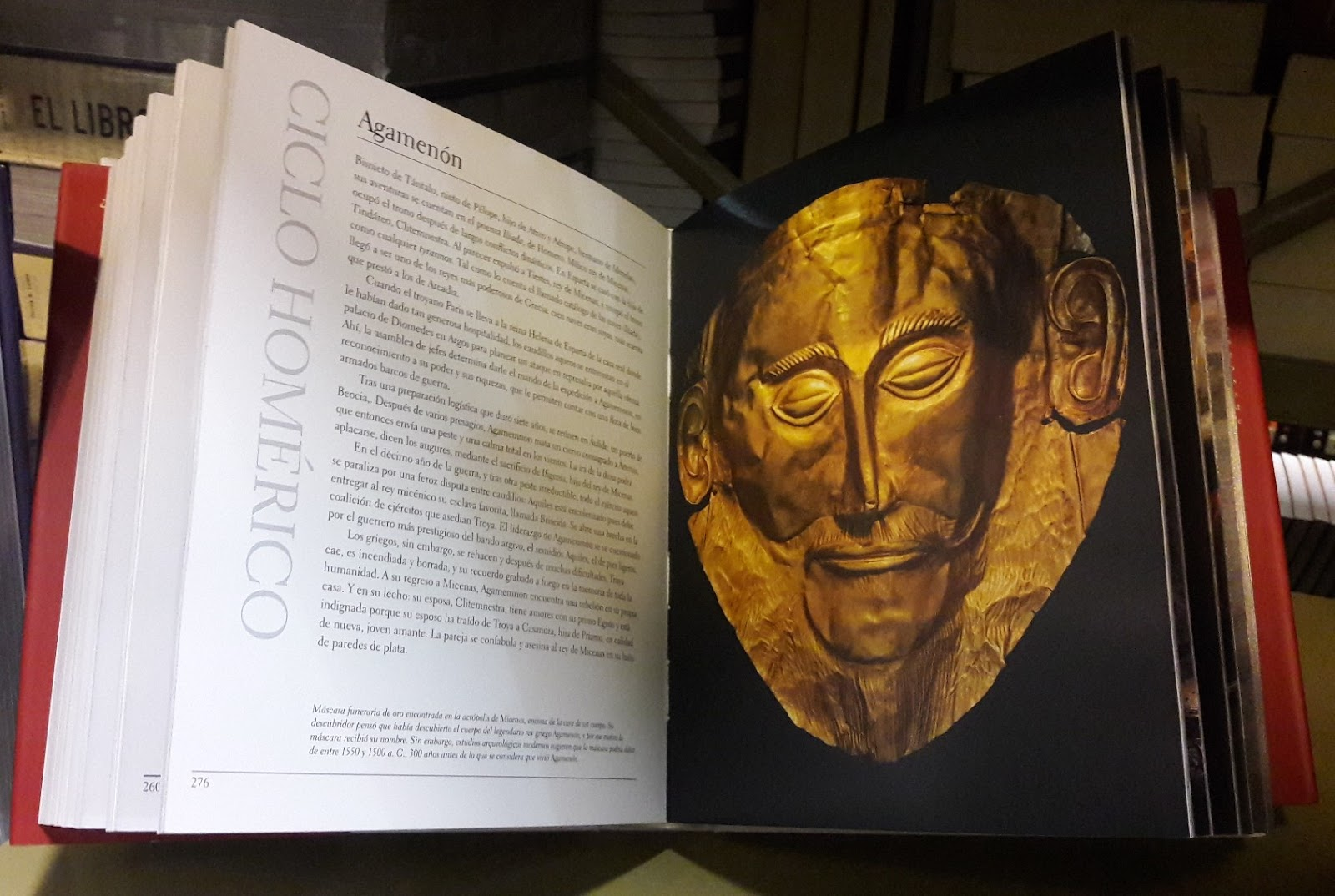El libro de la mitología clásica 1