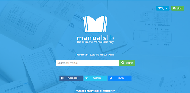 online library of manuals