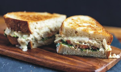 Quick and Easy Tuna Melt Sandwich Recipe