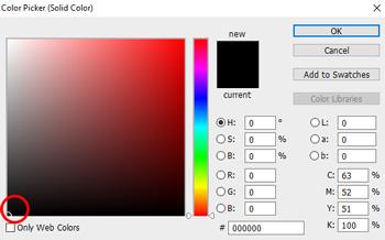 Cara Membuat foto Efek Pattern Polkadot dengan Photoshop
