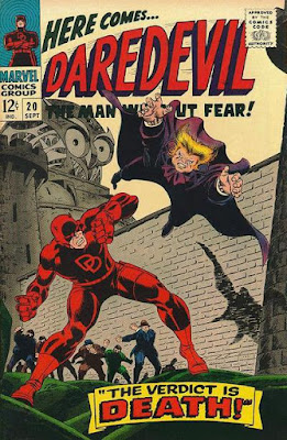 Daredevil #20, the Owl