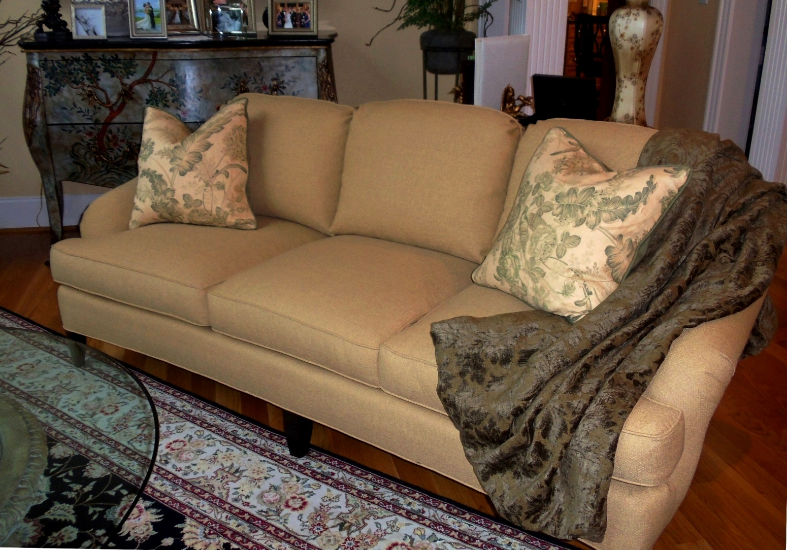 Greensboro Nc Reupholstering After