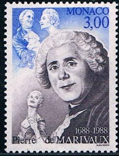 Monaco Pierre Carlet de Chamblain de Marivaux