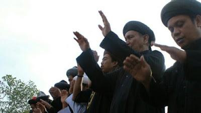 Idul Fitri Minggu 24 Mei, Jamaah An-Nadzir Salat Id Sabtu