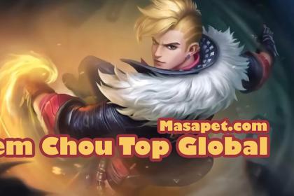 Build Gear Item Chou Mobile Legends Top Global