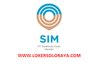 Lowongan Kerja Solo Raya April 2021 di PT Swakarya Insan Mandiri