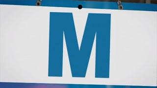 Murray Sesame Street sponsors the letter M, Sesame Street Episode 4312 Elmo and Zoe's Hat Contest season 43