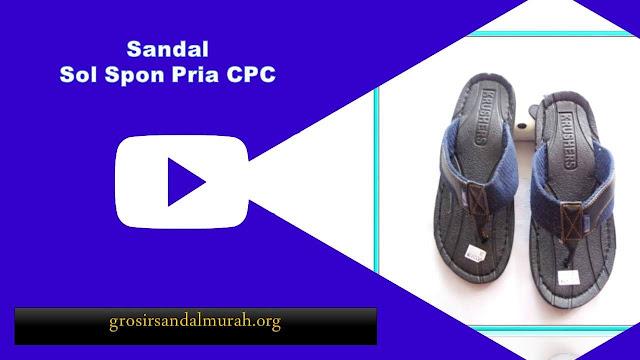 grosirsandalmurah.org - imitasi kulit - Sol Spon CPC