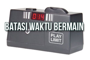 Batas Durasi Bermain / Play Limit Main Slot Online