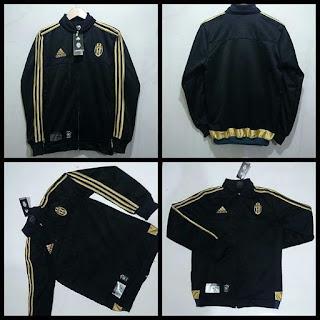 Jaket Juventus Black