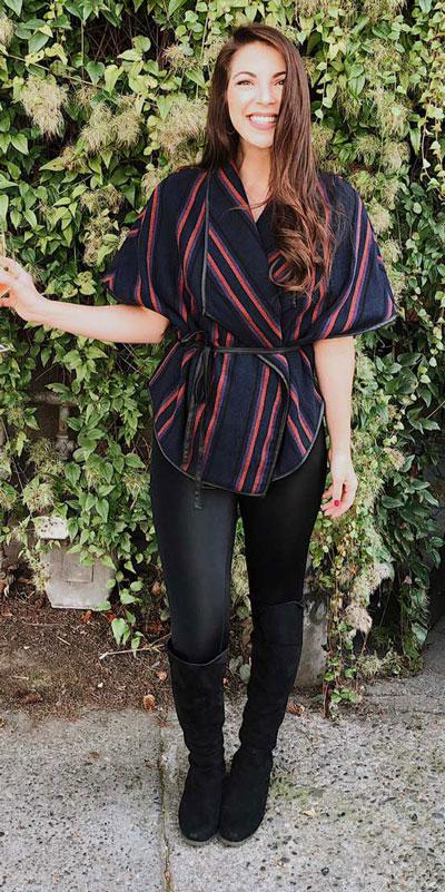24 Cute Fall Outfits You Should Already Own. Fall Style & Fashion for Women via higiggle.com | cute stylish outfits | #jumper #falloutfits #fashion #style