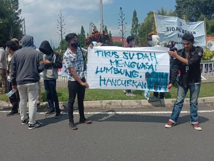 Demo Lanjutan Tolak Omnibus Law Didesak Sampaikan Aspirasi dengan Damai