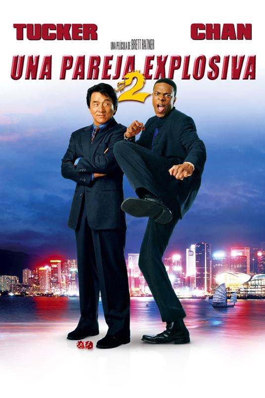 Una pareja explosiva 2 (2001) Full HD 1080p Latino