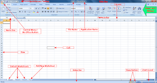 Basic Of Ms-Excel - Ms Excel theme