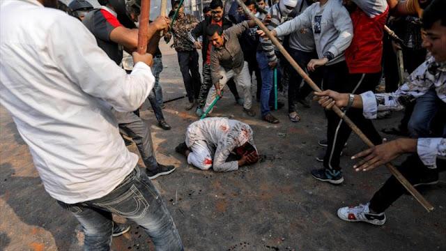 Extremistas hindúes provocan peor violencia religiosa en La India
