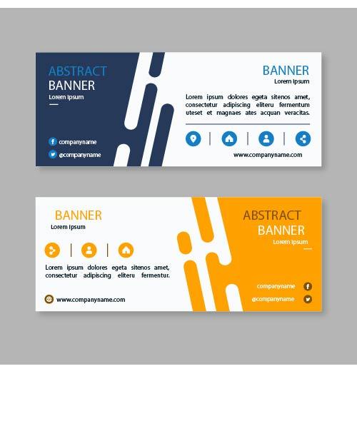 Contoh desain banner gratis - Apock Design