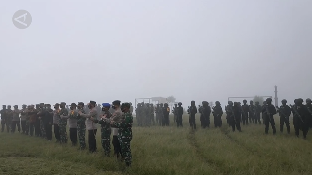TNI-Polri Gelar Latihan Perang Mulai dari Boyolali hingga Lereng Gunung Lawu, Ada Apa?