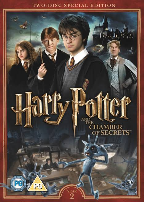 Download Harry Potter and the Chamber of Secrets (2002) Dual Audio Blu-Ray 480P 720P X264