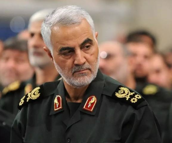 Iran dedicates 'World Sacrifice Prize' to slain Soleimani