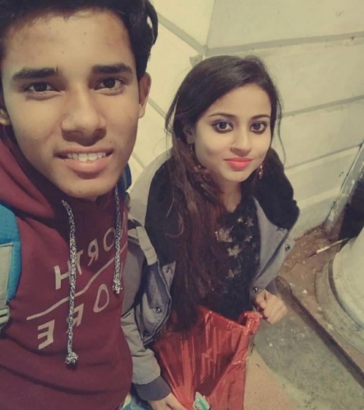 Nishu Tiwari boyfriend and family