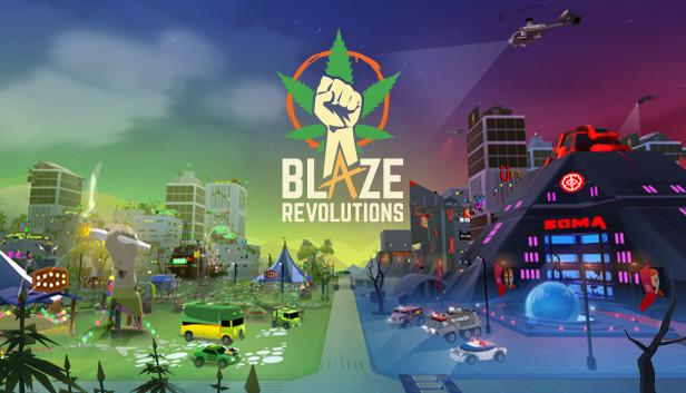 Blaze Revolutions تحميل مجانا