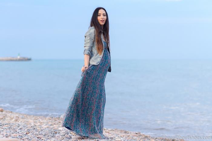 ideas para vestir en el embarazo con estilo y sin gastar dinero con ropa de mango o zara