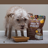 halo mix 'n mores dog food topper review