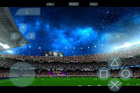 Texture All Stadium & Adboard UCL HD for PES PSP Android