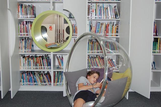 Perpustakaan Desa Mengajarkan Anak Mencintai Buku