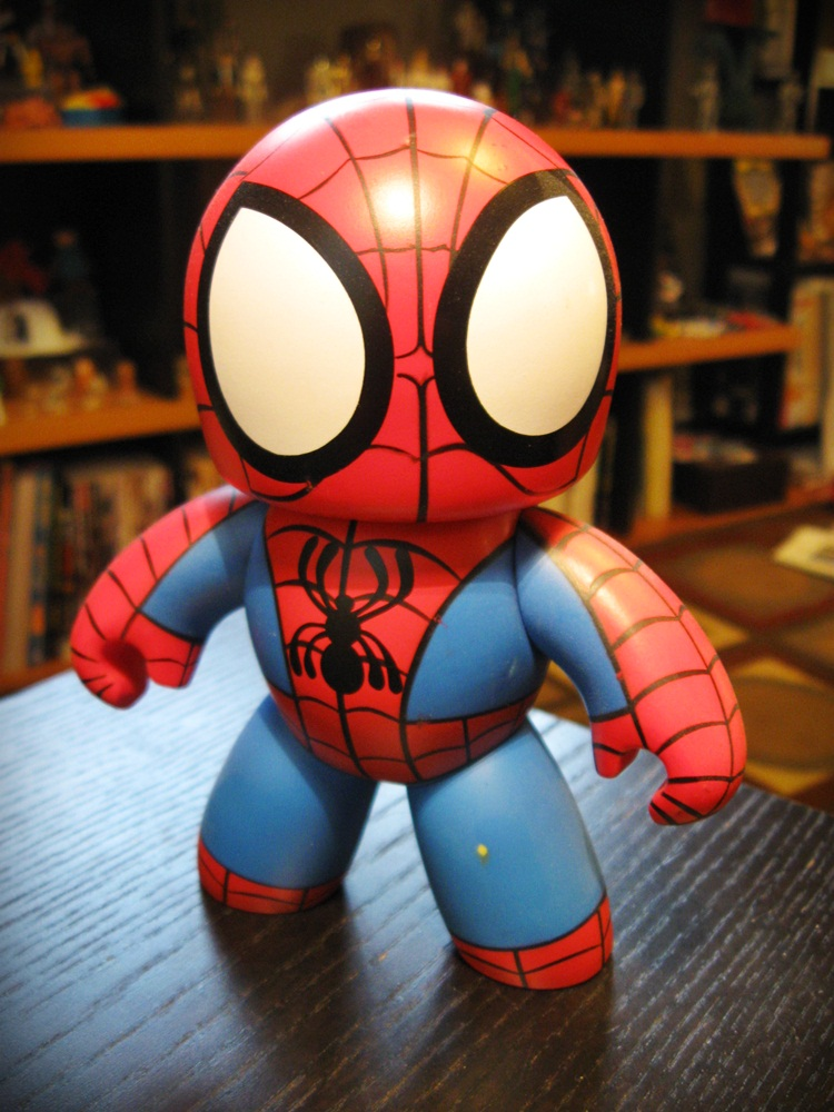 Lair Of The Dork Horde Collection Dump Spider Man Edition