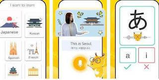 Aplikasi Belajar Bahasa Korea iOS