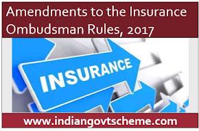 amends Insurance Ombudsman
