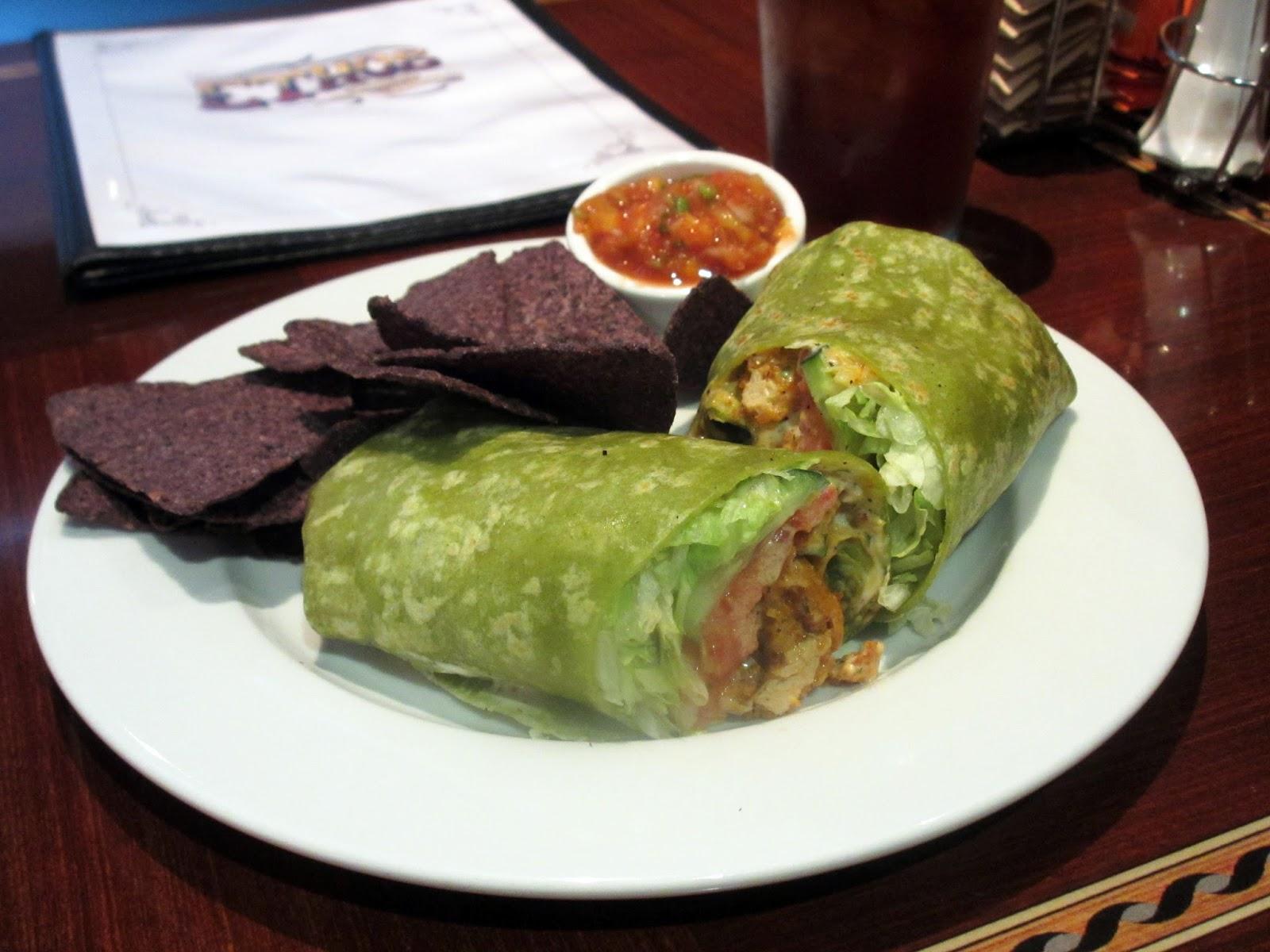 Florida Burger Lover: Ethos Vegan Kitchen